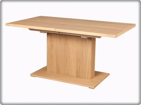 Rovere Asztal 160x90+40 cm