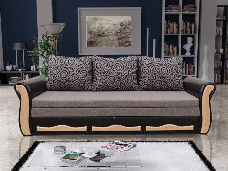 Xéna fabetétes kanapé
