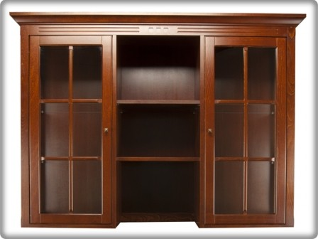 Concerto 5503 vitrin 2 ajtós