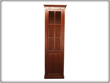 Concerto 5510 vitrin 1 ajtós jobbos