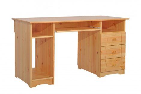 Martin 3 fiókos kombinált íróasztal