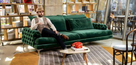 Galla kanapé