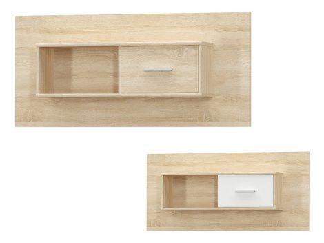 Teyo elemes Ifjúsági bútor fali szekrény 1D